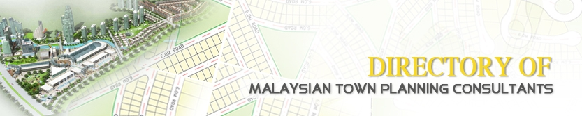 Directory of Malaysian Town Planning Consultants